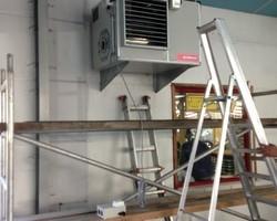 Ets Steenbergen Marc Sprl - Chauffage – Sanitaire - Electricité aérotherme