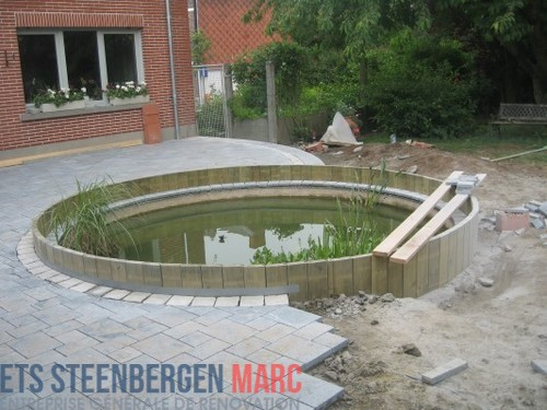 Ets Steenbergen Marc Sprl - Terasse