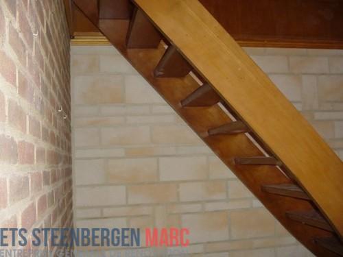 Ets Steenbergen Marc Sprl - plaquettes en pierre naturel