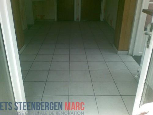 Ets Steenbergen Marc Sprl - carrelage