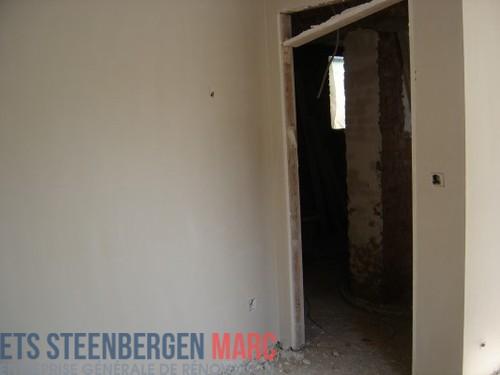 Ets Steenbergen Marc Sprl - Plafonnage