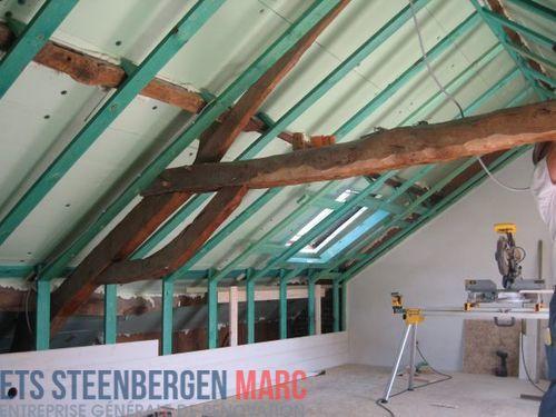 Ets Steenbergen Marc Sprl -  Isolation